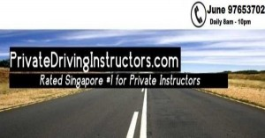 Private driving instructors singapore