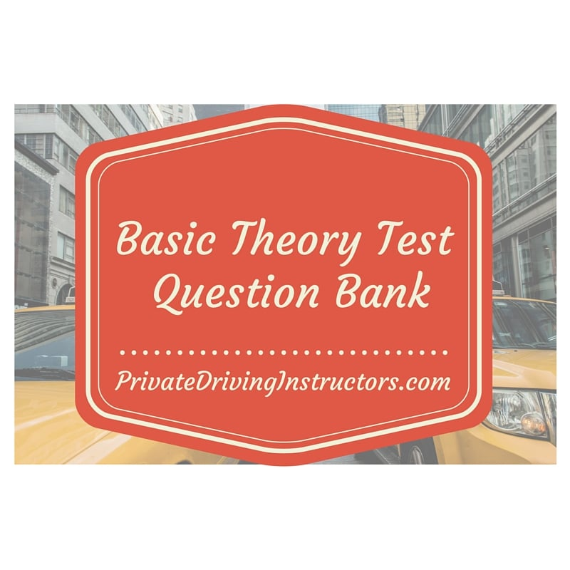 basic theory test